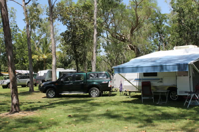 Corroboree Accommodation Camp Grounds